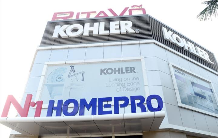 Showroom Kohler - Quận 2