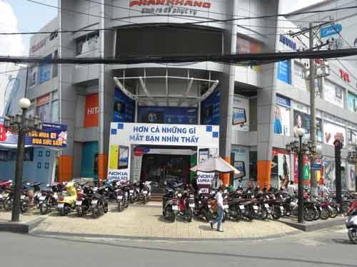 TTTM Đệ Nhất Phan Khang - Q. Tân Bình