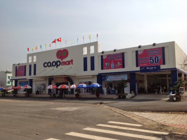 TTTM Co.op Mart Vĩnh Lộc