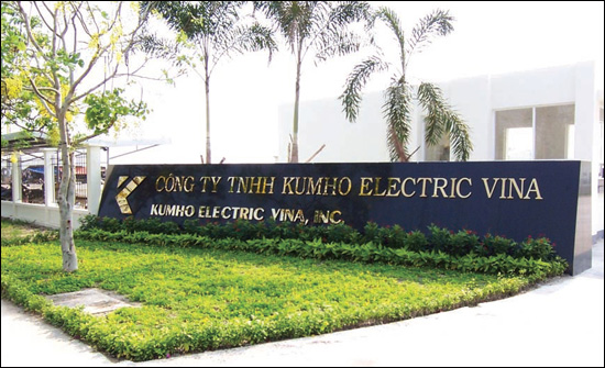 Kumho Electric Việt Nam