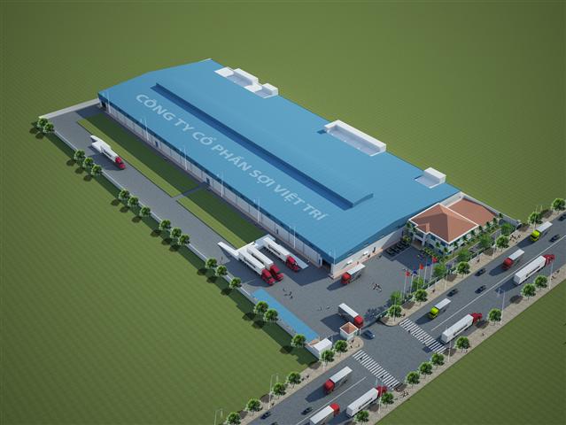 Nhà máy sợi Việt Trí