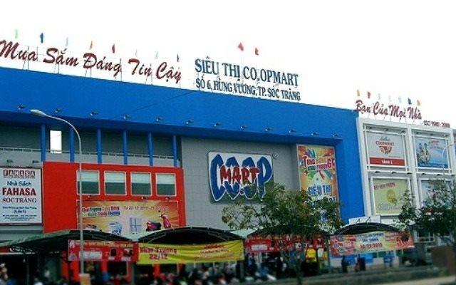 Tin trúng thầu - DỰ ÁN TTTM CO.OP MART SÓC TRĂNG