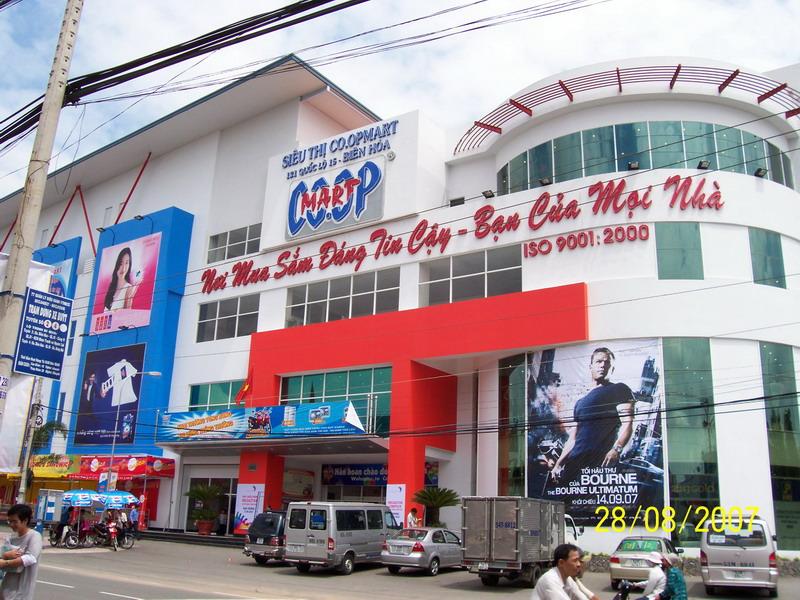 TTTM Co.op Mart Biên Hòa
