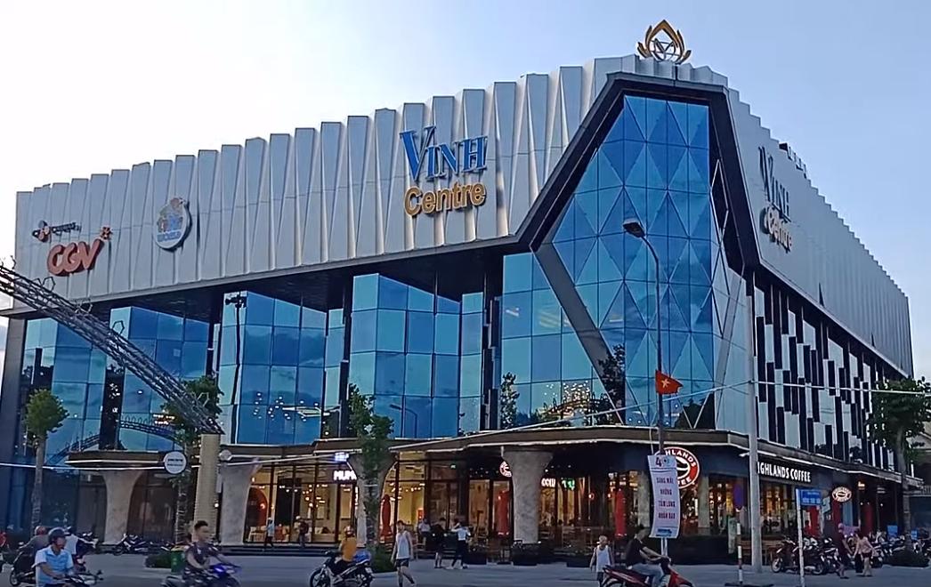 Tin trúng thầu - DỰ ÁN TRUNG TÂM GIẢI TRÍ CGV CINEMA VINH